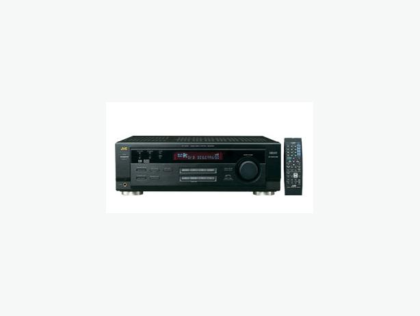 JVC surround sound receivers