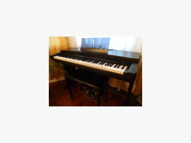 Yamaha clavinova cvp 20 electrical piano gloucester ottawa for Yamaha clavinova clp 500