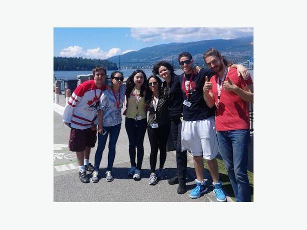 Social volunteering in Vancouver, BC