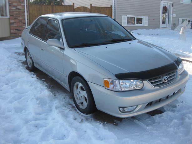 2001 Toyota Corolla Type S West Regina Regina