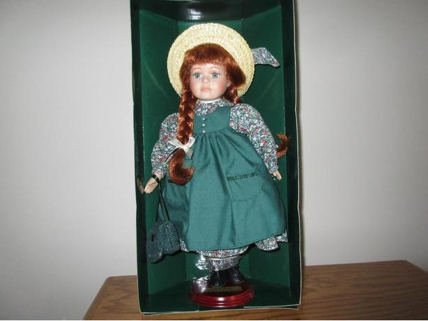 Anne of Green Gables Porcelain Doll