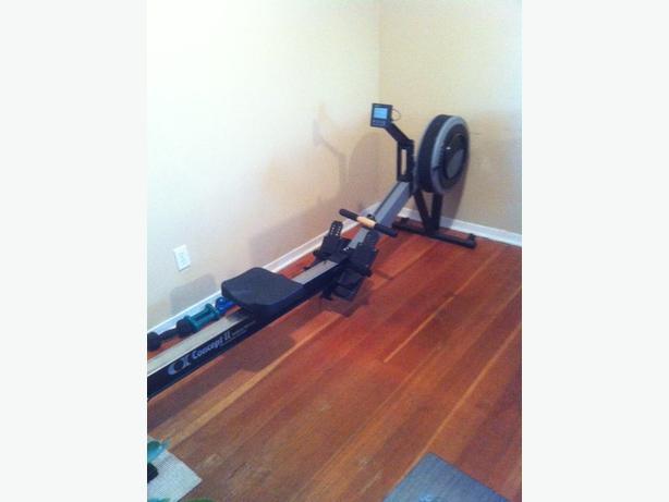 rowing machine houston