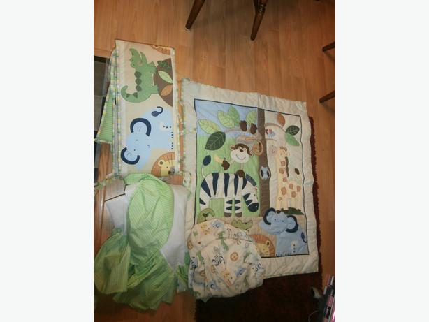 Baby Bedding Set Montreal