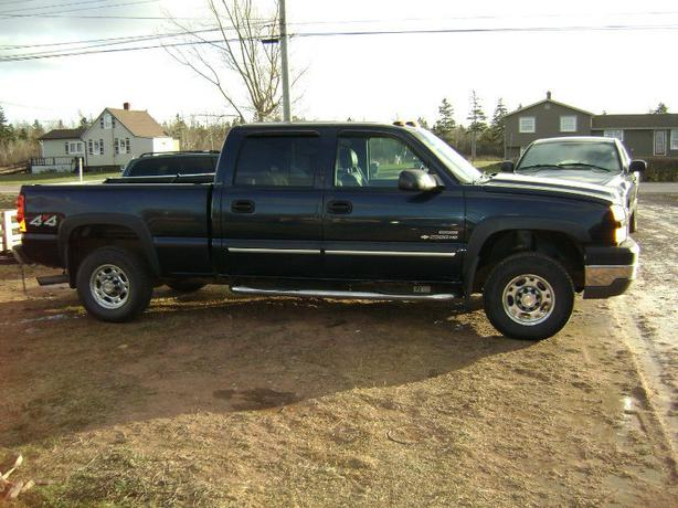 Chevrolet Silverado 2500hd Gatineau >> Silvrado LS 2500HD, 6.6l Duramax PRINCE COUNTY, PEI