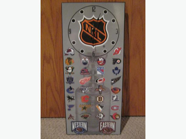 NHL CLOCK