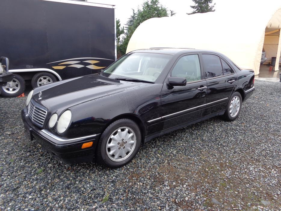 1999 mercedes benz e320 central nanaimo nanaimo mobile for Mercedes benz nanaimo