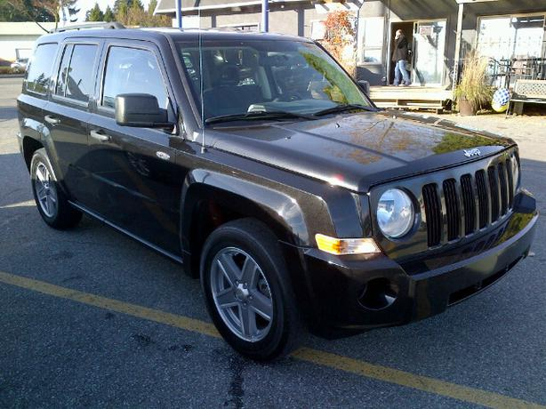2008 jeep patriot north edition 4x4 outside victoria victoria. Black Bedroom Furniture Sets. Home Design Ideas