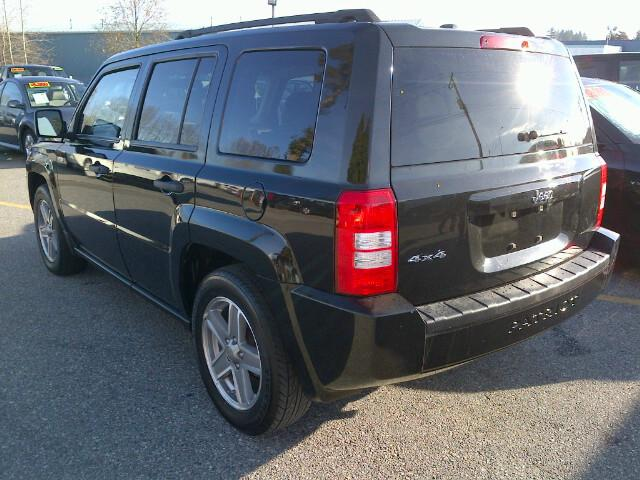 2008 jeep patriot north edition 4x4 outside victoria. Black Bedroom Furniture Sets. Home Design Ideas
