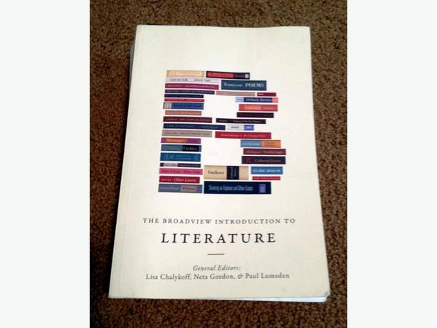 Introduction literature