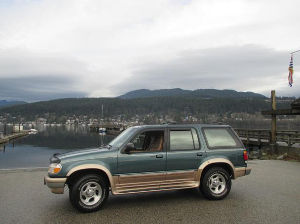 1996 ford explorer eddie bauer model 4x4 coquitlam incl port coquitlam port moody vancouver. Black Bedroom Furniture Sets. Home Design Ideas