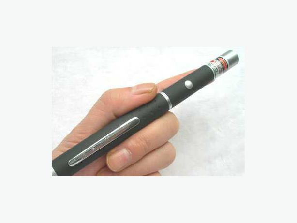 Green Laser Pointer 5mw power output. Perfect for stargazing New