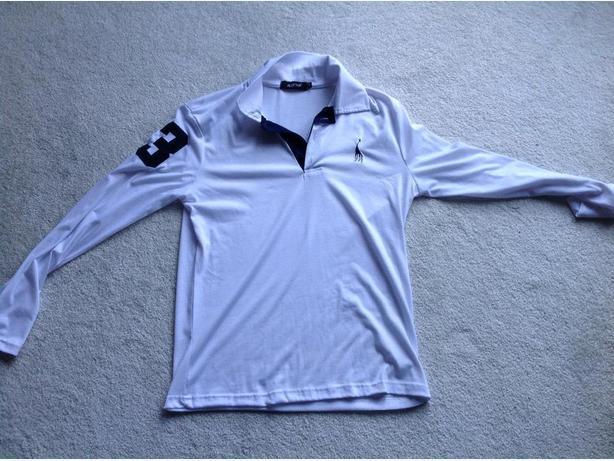 Long sleeve cotton shirt.....