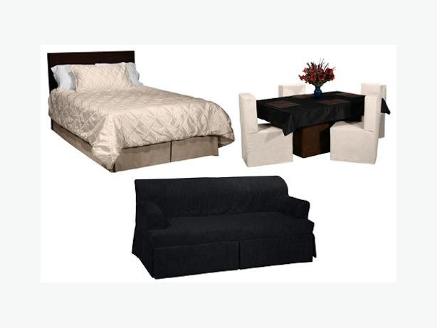 Faux furniture for staging outside nanaimo parksville for Stage home furniture for sale