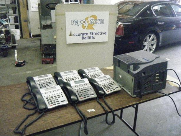 NEC 1PK II Phone System (STK# 23560)