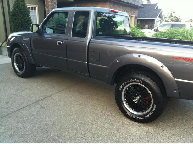 rims and tires fit ford ranger west shore langford. Black Bedroom Furniture Sets. Home Design Ideas