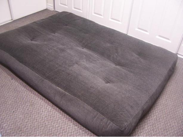 super comfy double futon mattress for sale i deliver