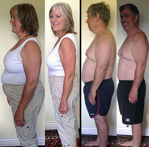 How to lose fat fast at home image 2