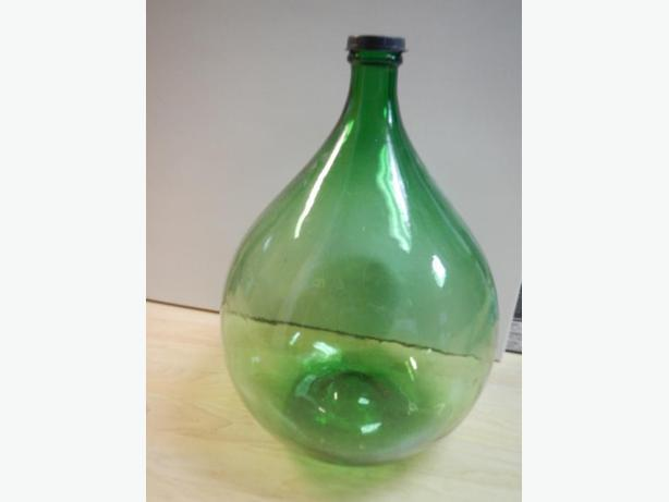 Vintage Demijohn for wine making