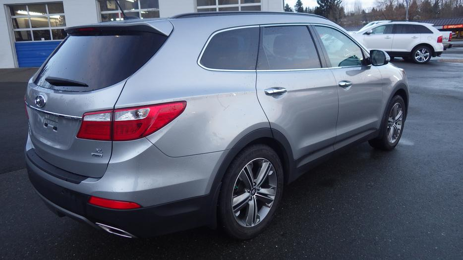 2013 hyundai santa fe xl limited courtenay comox valley mobile. Black Bedroom Furniture Sets. Home Design Ideas