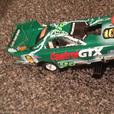 Action 1:24 Scale NHRA  2000 John Force Monsters Funny Car