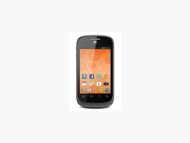 ZTE 850-SMARTPHONE,TOUCHSCREEN, VOIP,GPS,MINI TABLET,MP3, CAMERA
