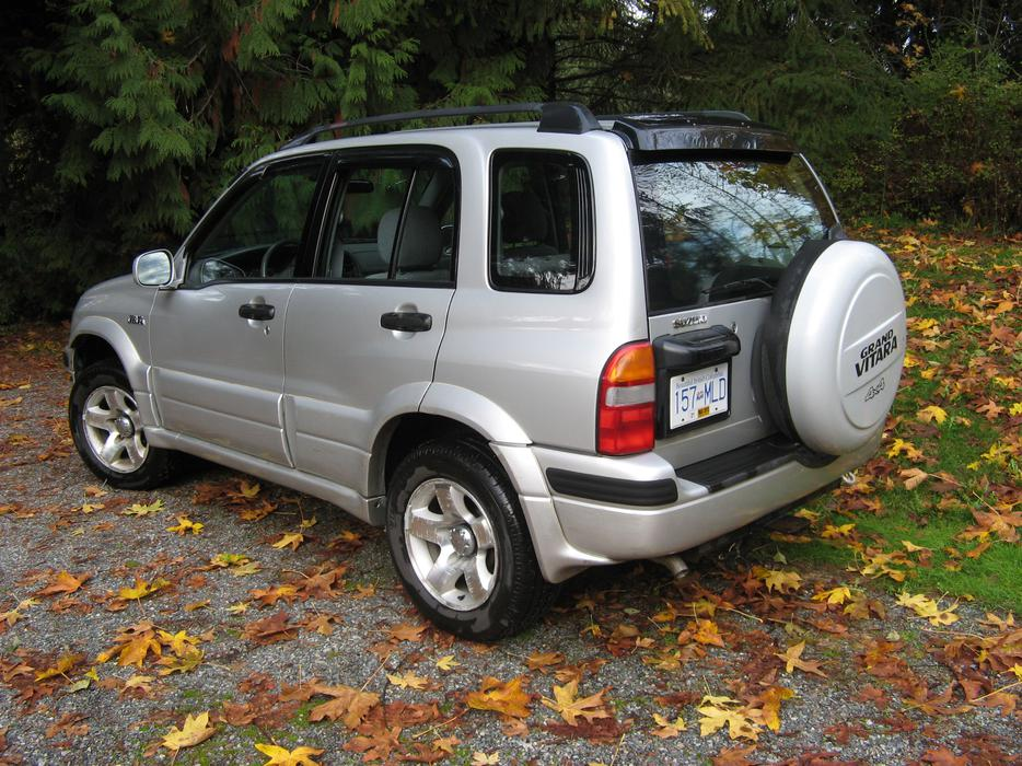 1999 suzuki grand vitara cedar parksville qualicum beach. Black Bedroom Furniture Sets. Home Design Ideas