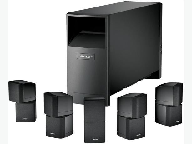 bose acoustimass 15 series ii 5 1 digital surround sound. Black Bedroom Furniture Sets. Home Design Ideas