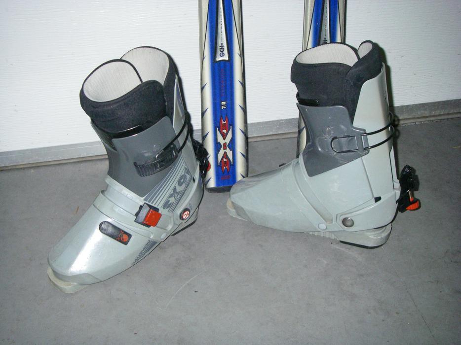 Elan Carvex 7 0 Skis Amp Salomon Sx Boots Comox Courtenay