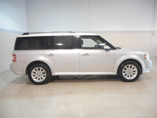 2011 ford flex sel richmond vancouver. Black Bedroom Furniture Sets. Home Design Ideas