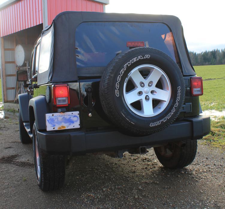 2008 Jeep Wrangler Unlimited X Courtenay, Comox Valley