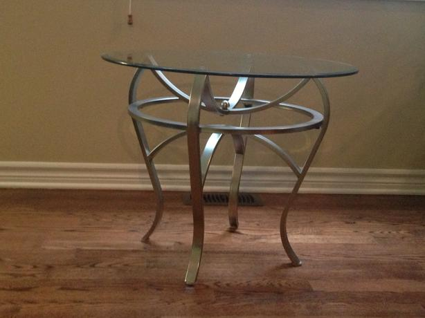 Glass Top Coffee Table End Table Stittsville Ottawa