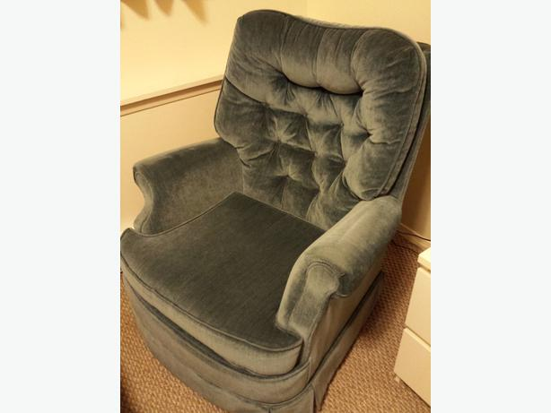 Free Comfortable Rocking Chair Victoria City Victoria