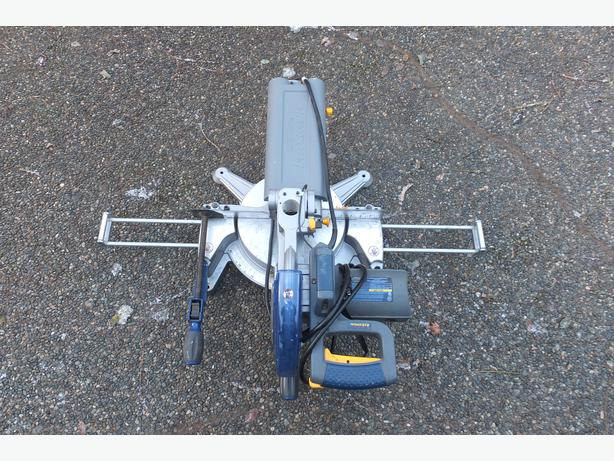 mastercraft 10 compound mitre saw manual