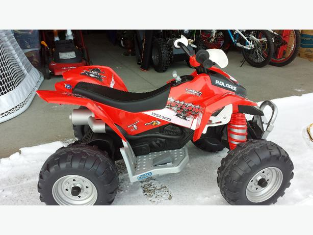 Peg perego polaris outlaw north regina regina mobile for Peg perego polaris outlaw