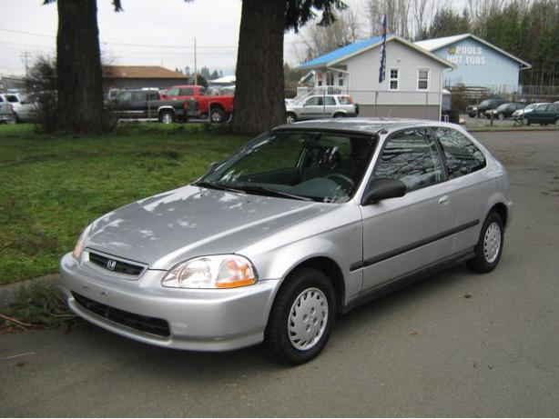 1996 honda civic cx hatchback with warranty and winter for 1996 honda civic hatchback