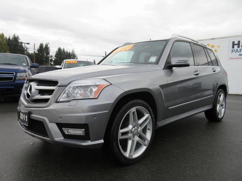2012 Mercedes Benz Glk350 Outside Victoria Victoria