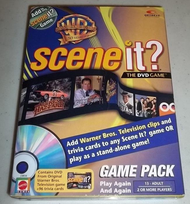 scene it rules and instructions