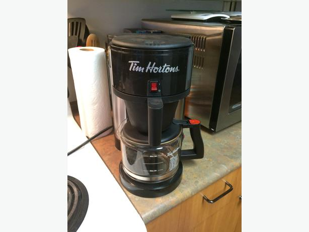 Tim Hortons Coffee Maker by Bunn Saanich, Victoria