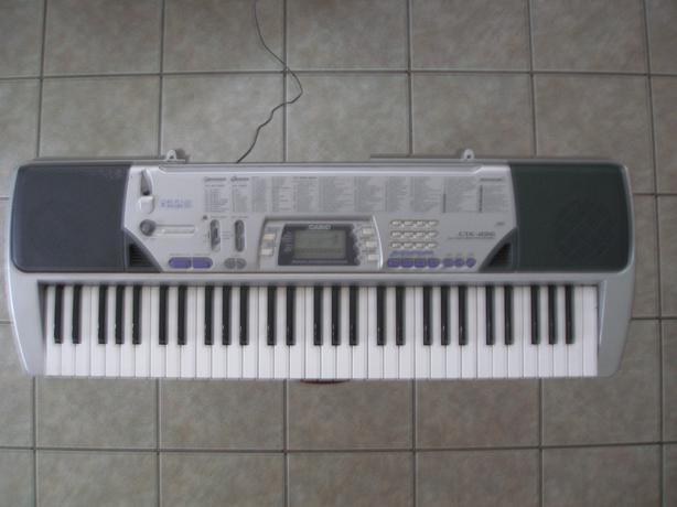 *Casio Model: CTK-49G Electronic keyboard*