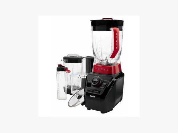 Oster versa performance blender 1 100 w with bonus for What brand of blender is used on the chew