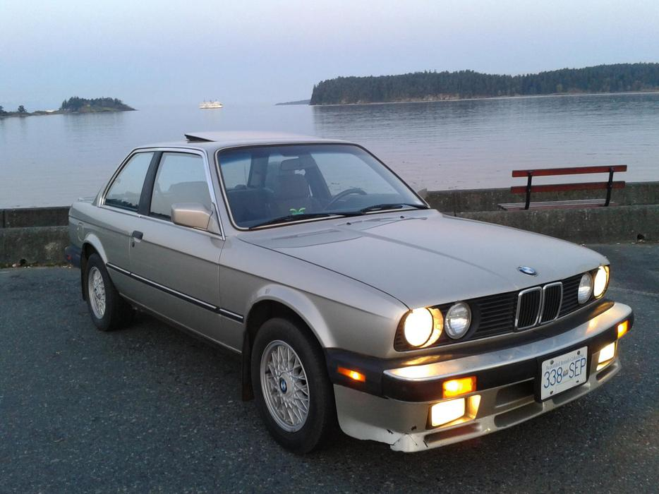 1987 Bmw 325is E30 Central Nanaimo Parksville Qualicum