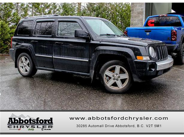 2010 jeep patriot limited wholesale direct w leather. Black Bedroom Furniture Sets. Home Design Ideas