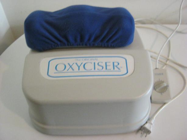 oxyciser machine