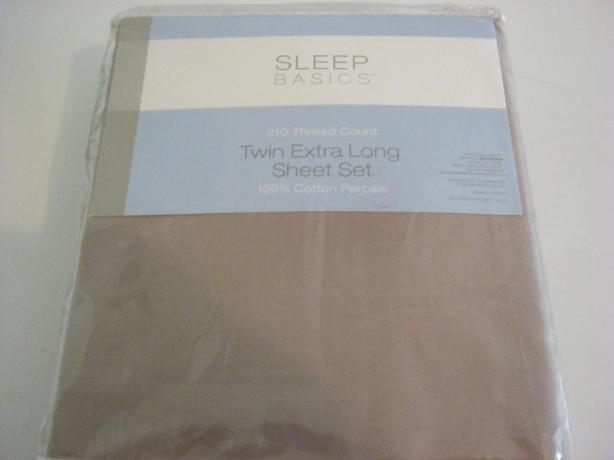 twin extra long cotton sheet set victoria city victoria. Black Bedroom Furniture Sets. Home Design Ideas