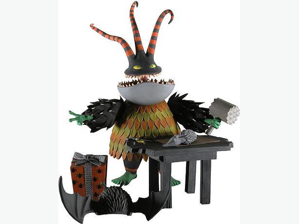 harlequin demon the nightmare before christmas action figure - Nightmare Before Christmas Action Figures