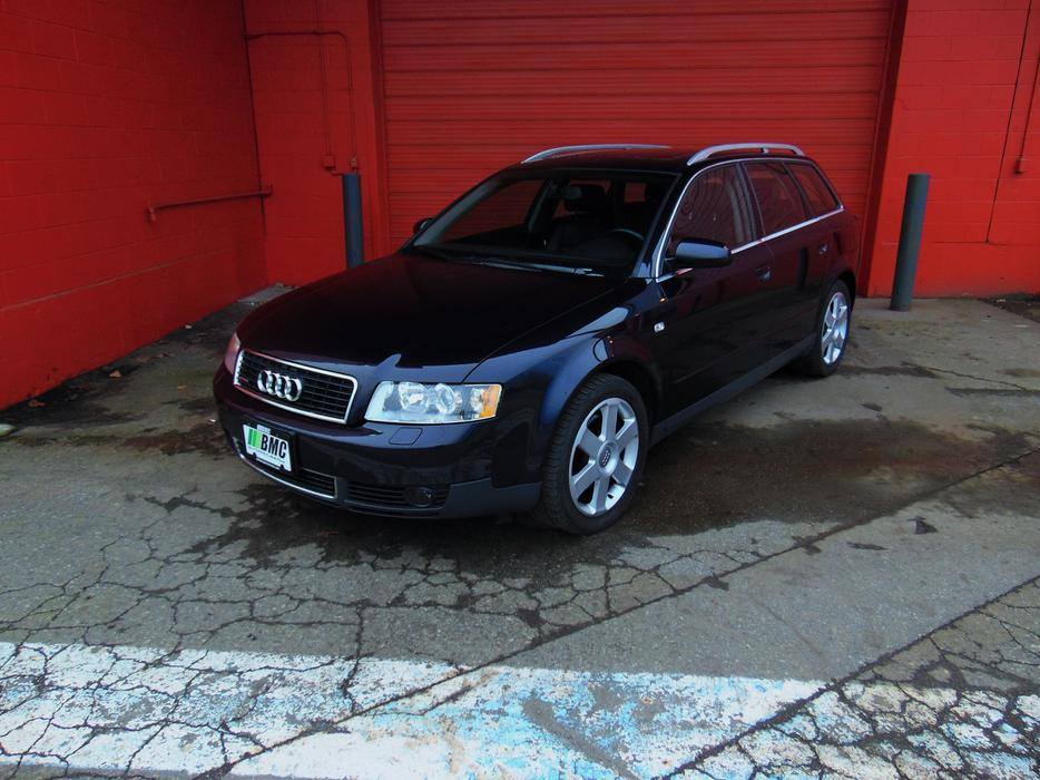 2003 audi a4 avant 3 0 quattro outside victoria victoria. Black Bedroom Furniture Sets. Home Design Ideas
