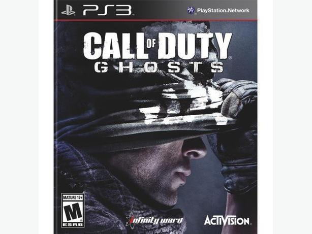 Brand New Call Of Duty: Ghosts (PlayStation 3) PS3
