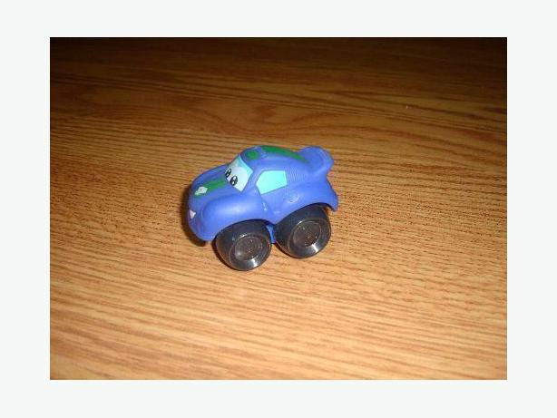 Like New Small Blue Car - Excellent Condition! $1