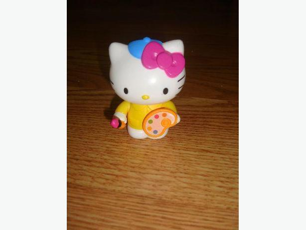 Like New Hello Kitty Figurine Figure Toy - Excellent Condition! $2
