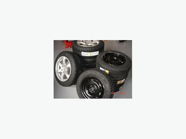 "Winter Tire Packages 14"" 15"" 16"" 17"""